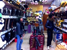 scarpe shopping sorrento